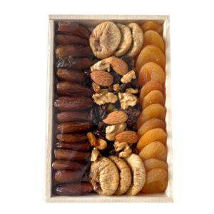 Mieszanka owoców i orzechów 3